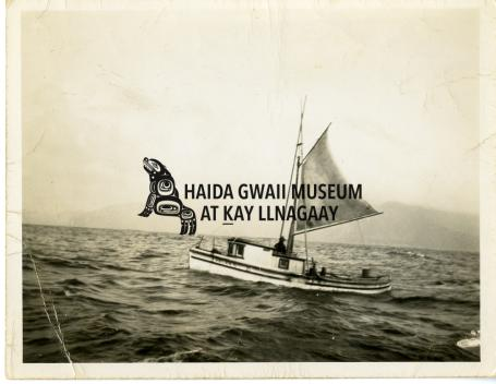 Canoes, Boats, Ships & Captains of Haida Gwaii