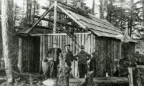 Tow Hill Cabin & Pioneers