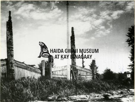 Haida Villages - Northwest Graham Island