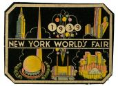 Felt Pennant - New York World's Fair